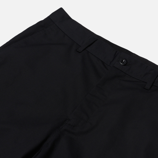 Мужские брюки Fred Perry Twill Classic Black