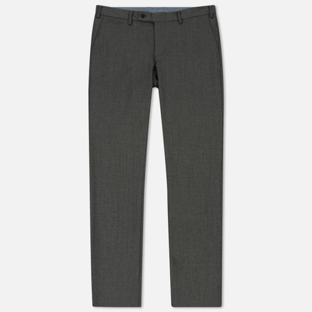 Мужские брюки Gant Original Wool Flannel Chino Dark Grey Melange
