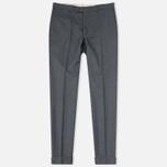 Мужские брюки Gant Rugger Hopsack Smarty Grey Melange фото- 0