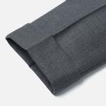 Мужские брюки Gant Rugger Hopsack Smarty Grey Melange фото- 4