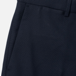 Мужские брюки Gant Rugger Hopsack Smarty Navy фото- 2