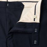 Мужские брюки Gant Rugger Hopsack Smarty Navy фото- 1