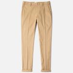 Мужские брюки Gant Rugger Slim Chino Khaki фото- 0