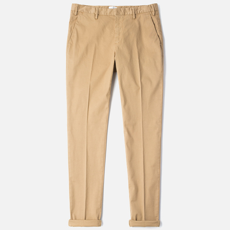 Gant Rugger Slim Chino Men's Trousers Khaki
