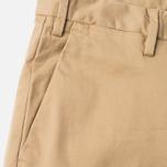 Мужские брюки Gant Rugger Slim Chino Khaki фото- 2