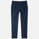 Мужские брюки Gant Rugger Slim Chino Marine фото- 0
