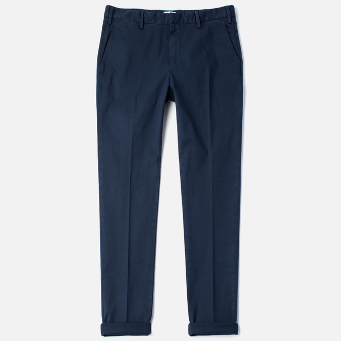 Мужские брюки Gant Rugger Slim Chino Marine