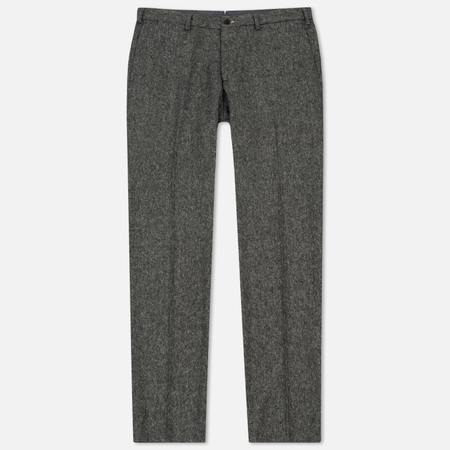 Мужские брюки Gant Original Tweed Slacks Light Grey Melange