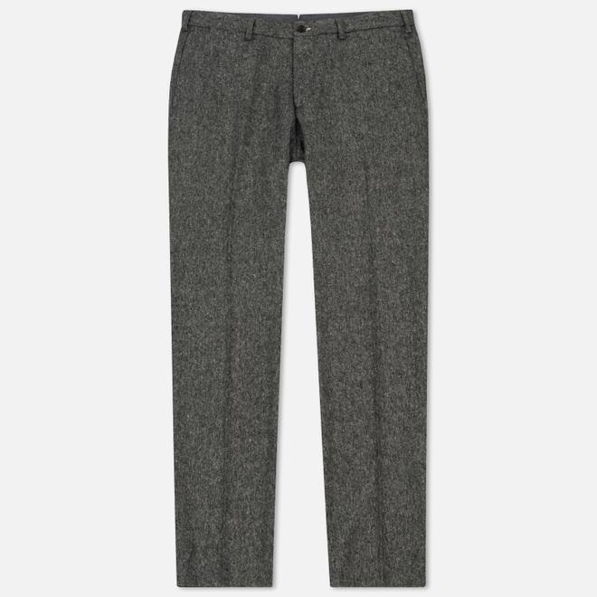 Мужские брюки Gant Original Tweed Slacks Light Grey Melange
