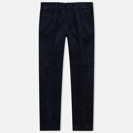 Мужские брюки Gant Slim Cord Navy