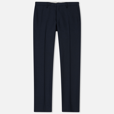 Мужские брюки Gant Tailored Slim Club Pant Marine
