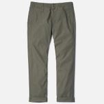 Мужские брюки Garbstore Civilian Service Olive фото- 0