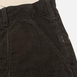 Мужские брюки Garbstore Corduroy Service Grey фото- 2