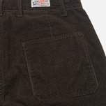 Мужские брюки Garbstore Corduroy Service Grey фото- 1