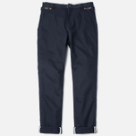 Мужские брюки Garbstore Factory Navy фото- 0