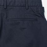 Мужские брюки Garbstore Factory Navy фото- 3