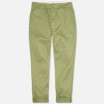 Мужские брюки Garbstore Garment Green фото- 0