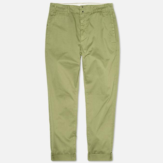 Garbstore Garment Men`s Trousers Green