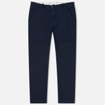 Мужские брюки Garbstore Patch Pocket Fatigue Navy фото- 0