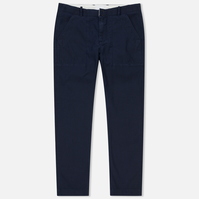 Мужские брюки Garbstore Patch Pocket Fatigue Navy