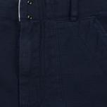 Мужские брюки Garbstore Patch Pocket Fatigue Navy фото- 1