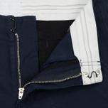 Мужские брюки Garbstore Patch Pocket Fatigue Navy фото- 2
