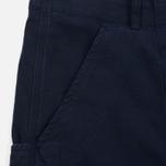 Мужские брюки Garbstore Patch Pocket Fatigue Navy фото- 3