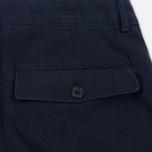 Мужские брюки Garbstore Patch Pocket Fatigue Navy фото- 5