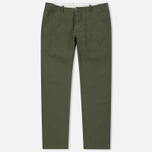 Мужские брюки Garbstore Patch Pocket Fatigue Olive фото- 0
