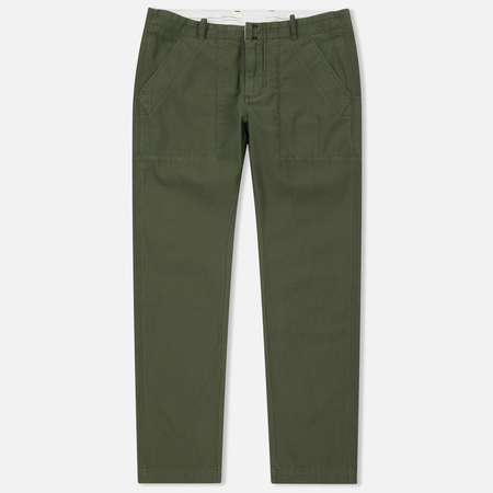 Мужские брюки Garbstore Patch Pocket Fatigue Olive