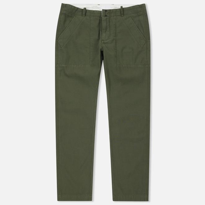 Мужские брюки Garbstore Patch Pocket Fatigue Olive