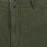 Мужские брюки Garbstore Patch Pocket Fatigue Olive фото- 1