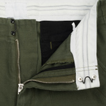 Мужские брюки Garbstore Patch Pocket Fatigue Olive фото- 2