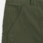 Мужские брюки Garbstore Patch Pocket Fatigue Olive фото- 3