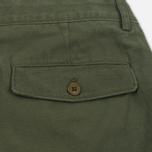 Мужские брюки Garbstore Patch Pocket Fatigue Olive фото- 5