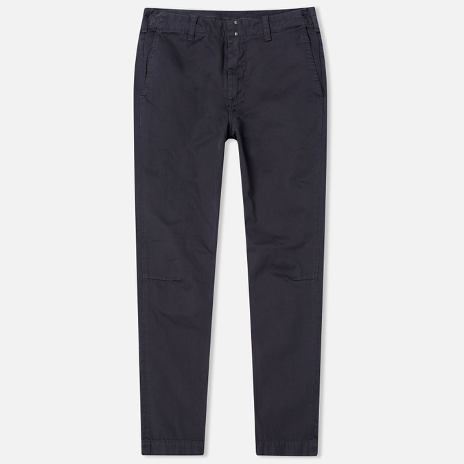 Garbstore Pocket Line Men's Trousers Charcoal