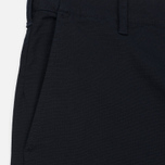 Мужские брюки Garbstore Pocket Line Navy фото- 3
