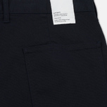 Мужские брюки Garbstore Pocket Line Navy фото- 4