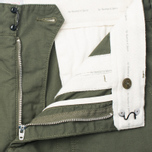 Garbstore Service East Men's Trousers Olive photo- 1