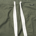 Garbstore Service East Men's Trousers Olive photo- 2