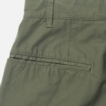Garbstore Service East Men's Trousers Olive photo- 5