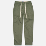 Мужские брюки Garbstore Service Green фото- 0
