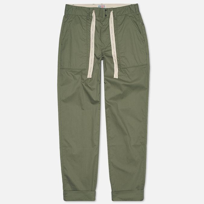Мужские брюки Garbstore Service Green