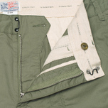 Мужские брюки Garbstore Service Green фото- 3
