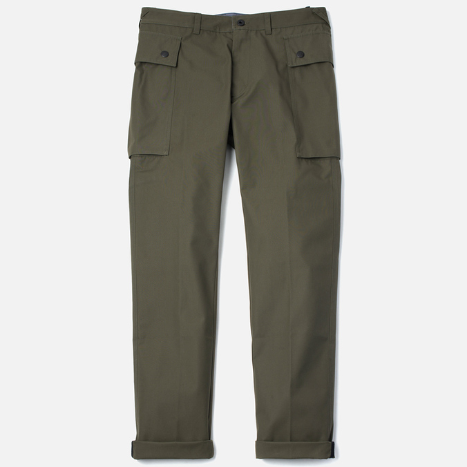 Мужские брюки Griffin Kingston Olive/Jeans