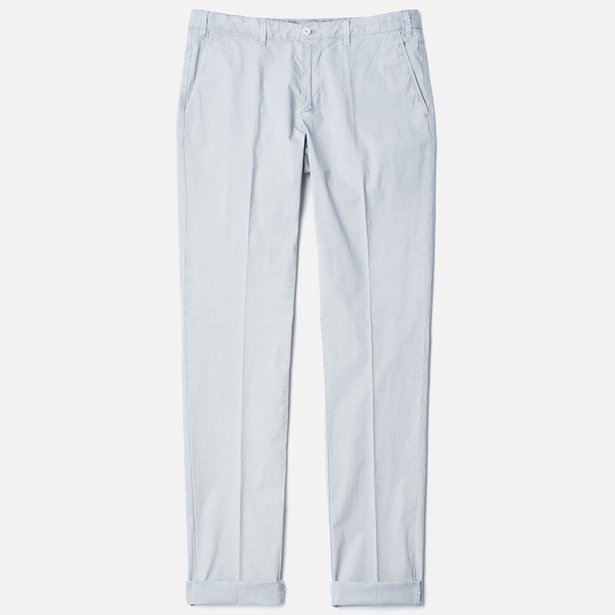 Мужские брюки Hackett Cotton Poplin Cement
