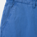 Hackett Cotton Poplin Men`s Trousers Deep Sea photo- 2