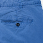 Hackett Cotton Poplin Men`s Trousers Deep Sea photo- 3