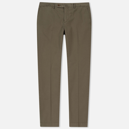Мужские брюки Hackett Kensington Slim Military Olive