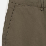 Мужские брюки Hackett Kensington Slim Military Olive фото- 3